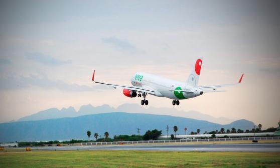 Aeroméxico continúa por debajo de niveles prepandemia en mayo