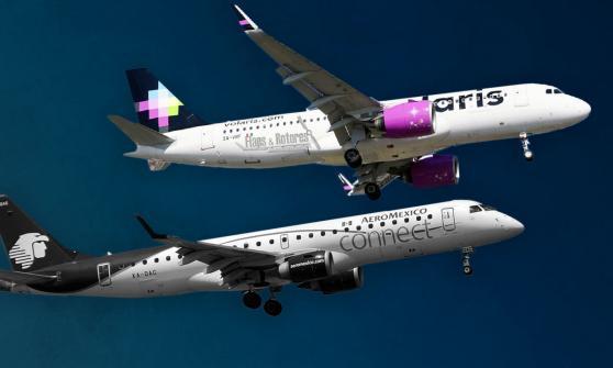 Por segundo mes consecutivo, Volaris supera niveles de tráfico prepandemia