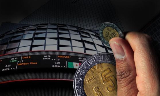 Club de acciones de 5 pesos disminuye en febrero